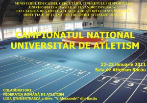 atletism 2011